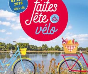 La Fête du Vélo à Mauves-sur-Loire